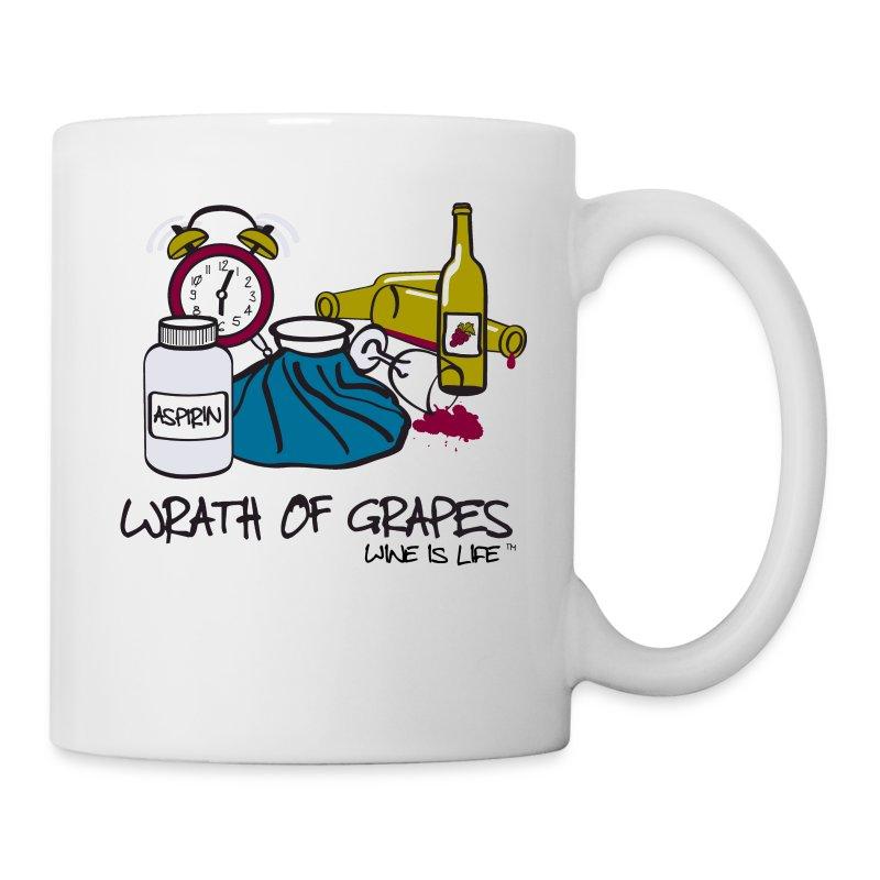 wrath - Coffee/Tea Mug