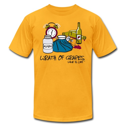wrath - Men's Fine Jersey T-Shirt