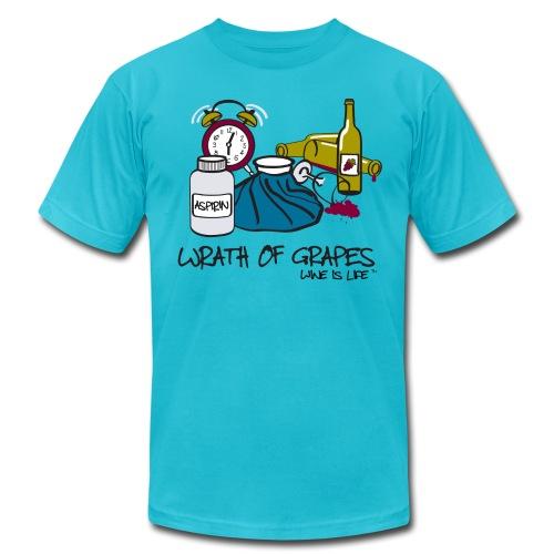 wrath - Men's  Jersey T-Shirt