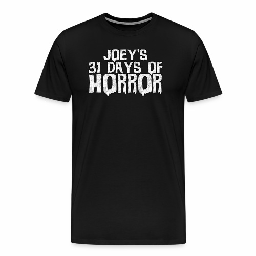 31 Days Horror logo - Men's Premium T-Shirt