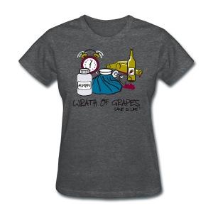 wrath - Women's T-Shirt