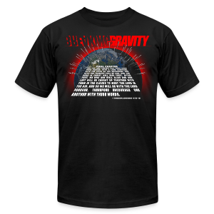 Breaking Gravity: Final Chapter - Men's T-Shirt by American Apparel