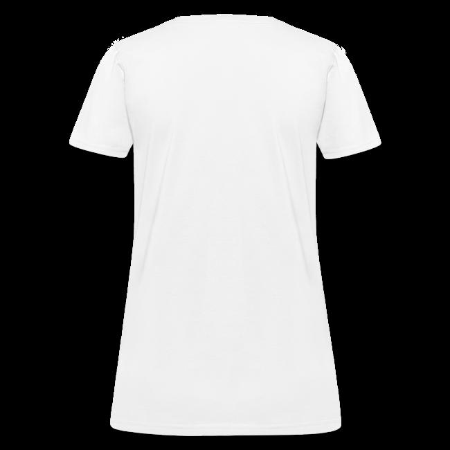 MS Makes the World Spin - Women's T-shirt (Orange)