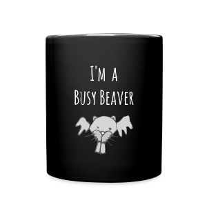FB Busy Beaver Coffee Mug - Full Color Mug