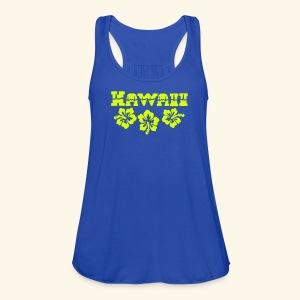 HAWAII T SHIRTS - Women's Flowy Tank Top by Bella