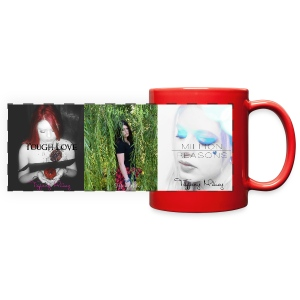 Multi Album Cover Mug - Full Color Panoramic Mug