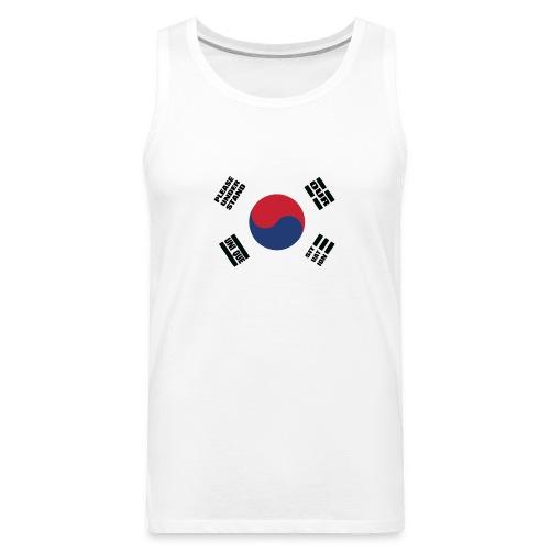 Korea's Unique Situation - Men's Premium Tank