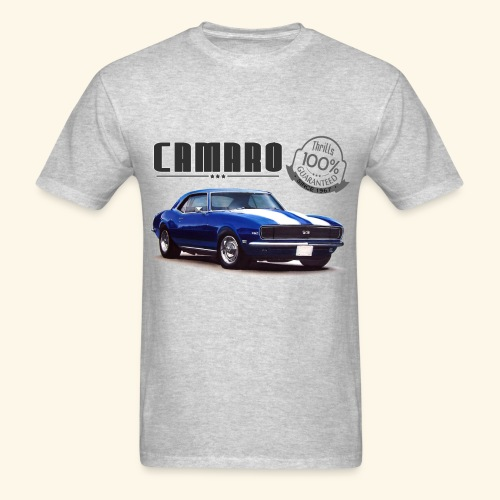 Camaro Thrills - Men's T-Shirt