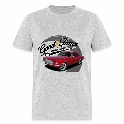 Good Times Garage Mustang - Men's T-Shirt