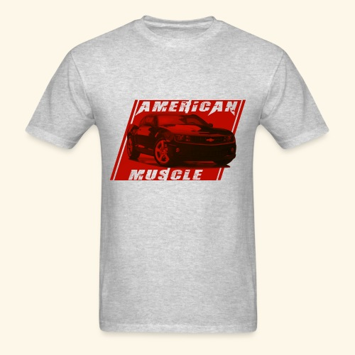 American Muscle Tinted Camaro - Men's T-Shirt