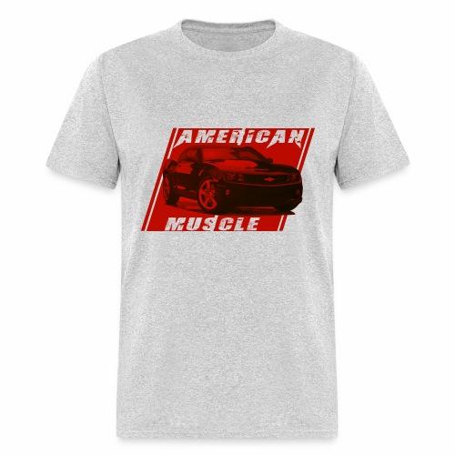 American Muscle Tinted Camaro - Men's T-Shirt