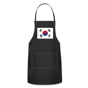 Korea's Unique Situation Apron - Adjustable Apron