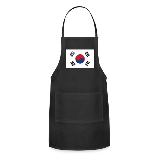 Korea's Unique Situation Apron - Adjustable Apron