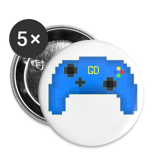 Game Domain Buttons - Small Buttons