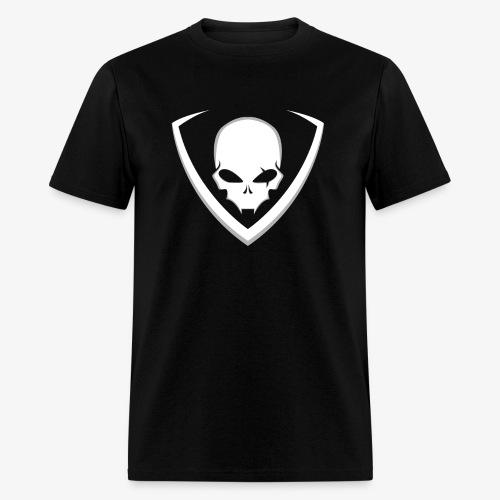 LusiD Skull White (Men) - Men's T-Shirt