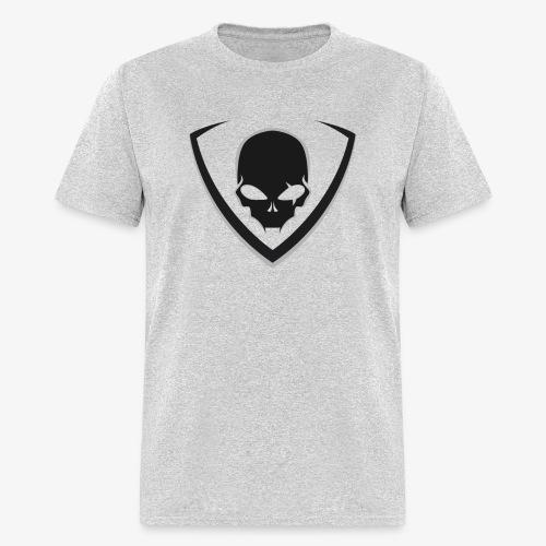 LusiD Skull Black (Men) - Men's T-Shirt