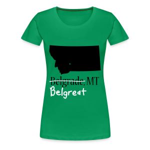Belgreat Women Premium - Women's Premium T-Shirt