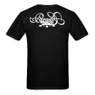T-Shirts ~ Men's T-Shirt ~ DOX (BLACK) OFFICIAL LOGO T
