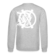 Long Sleeve Shirts ~ Crewneck Sweatshirt ~ DOX OFFICIAL LOGO CREWNECK