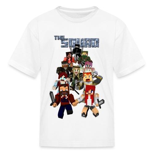 Kid's The Squad T-Shirt - Kids' T-Shirt