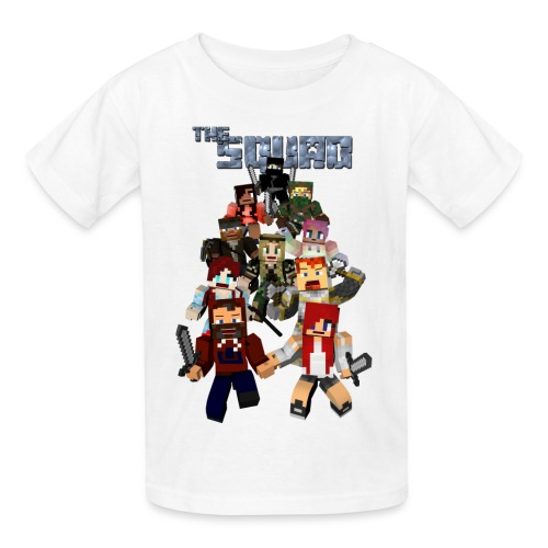 Kid's The Squad T-Shirt - Kids' T-Shirt