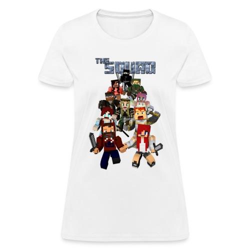 Women's The Squad T-Shirt - Women's T-Shirt