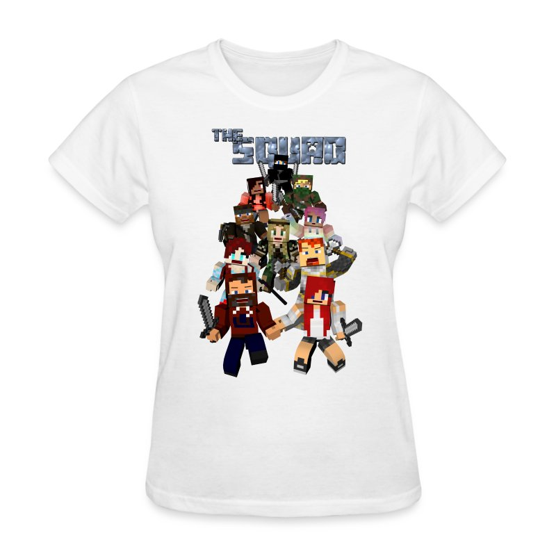 Women's The Squad T-Shirt - Women's T-Shirt