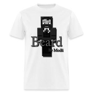 Men's Beard by Modii T-Shirt - Men's T-Shirt