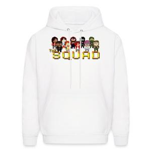 Men's 8-Bit Squad Hoodie - Men's Hoodie