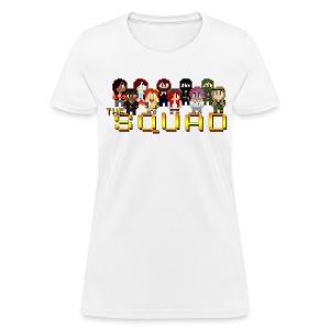 Women's 8-Bit Squad T-Shirt - Women's T-Shirt