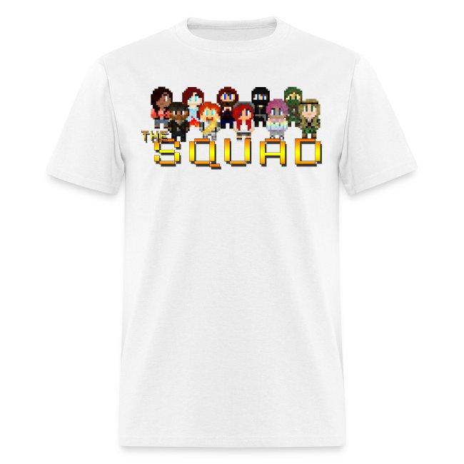 Men's 8-Bit Squad T-Shirt