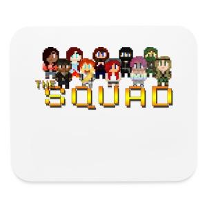 8-Bit Squad Mouse Pad  - Mouse pad Horizontal