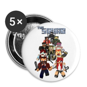 The Squad Buttons  - Small Buttons