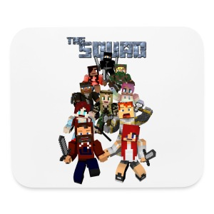 The Squad Mouse Pad  - Mouse pad Horizontal
