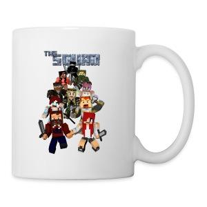 The Squad Mug - Coffee/Tea Mug