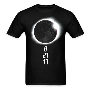 Solar Eclipse 8 21 2017 graphic t shirt - Men's T-Shirt
