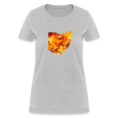 Fall in Ohio - Women's T-Shirt