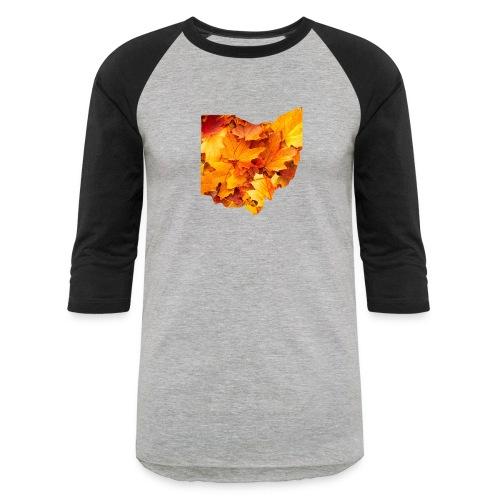 Fall in Ohio - Baseball T-Shirt