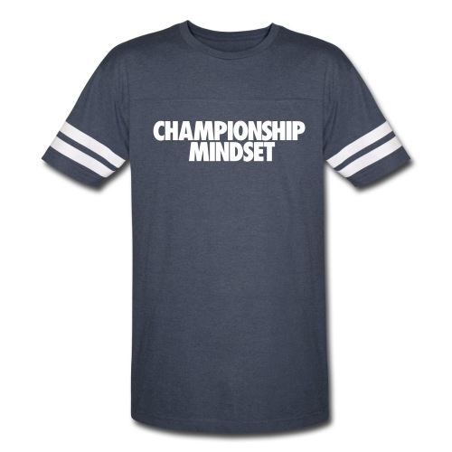 Champ Mindset - Vintage Sport T-Shirt