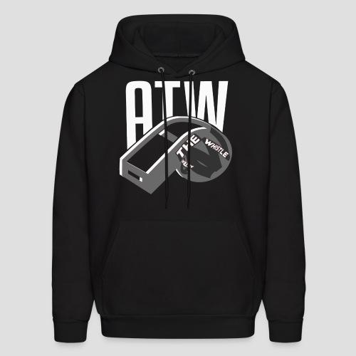ATW Black/White MENS Hoodie - ALL Colors - Men's Hoodie