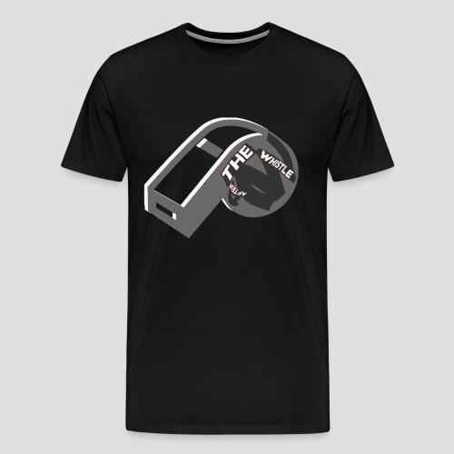 ATW Chicago MENS White Logo Shirt - ALL COLORS - Men's Premium T-Shirt