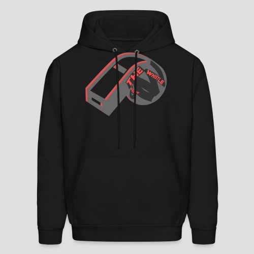 ATW Chicago MENS Black/Red Logo - ALL COLORS - Men's Hoodie