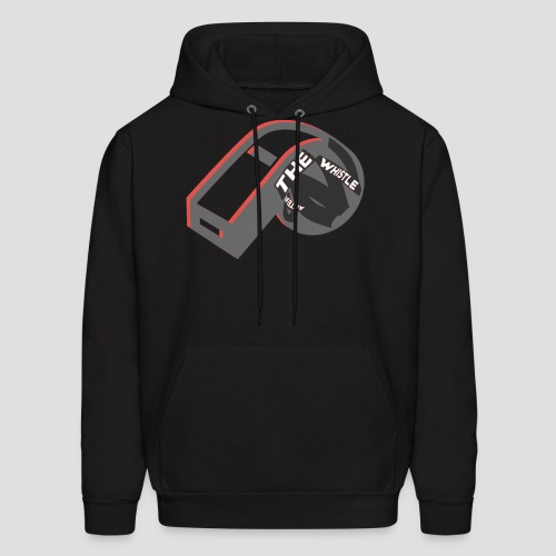 ATW Chicago MENS White/Red Logo - ALL COLORS - Men's Hoodie