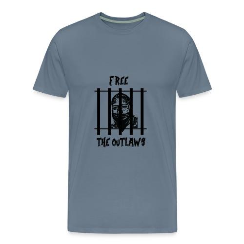 Free the Outlaws - Men's Premium T-Shirt
