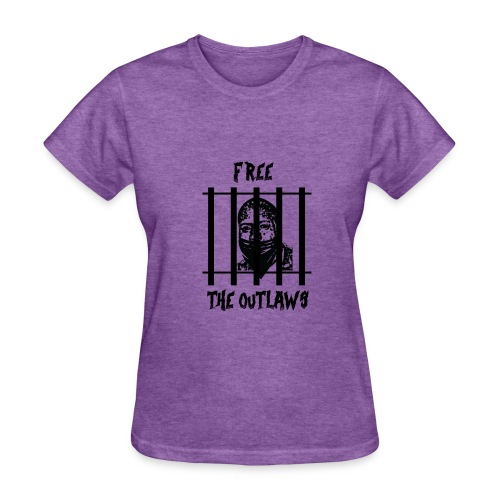 Free the Outlaws - Women's T-Shirt