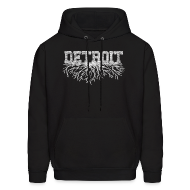 Hoodies ~ Men's Hoodie ~ My Detroit Roots