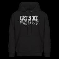 Hoodies ~ Men's Hoodie ~ My Detroit Roots