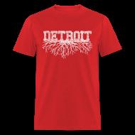 T-Shirts ~ Men's T-Shirt ~ My Detroit Roots