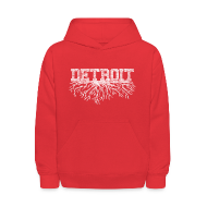 Sweatshirts ~ Kids' Hoodie ~ My Detroit Roots
