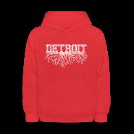 Sweatshirts ~ Kids' Hoodie ~ My Detroit Roots